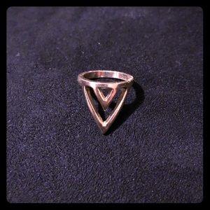 Jewelry - Gold Arrow Ring